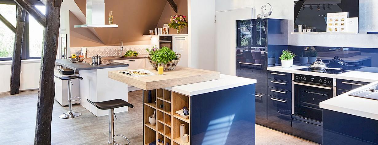 Gute Küche besichtigen