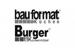 Logo Bauformat & Logo Burger