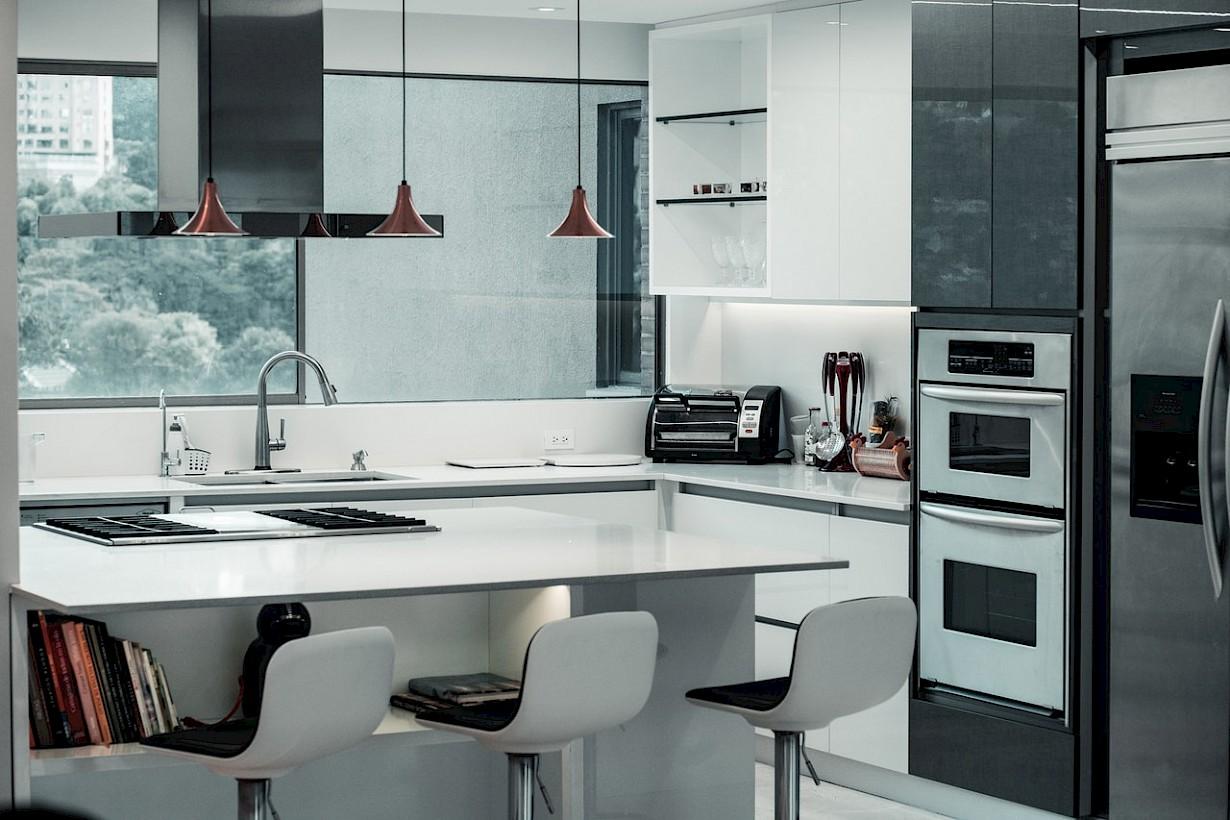 Die passende Küchenfront finden