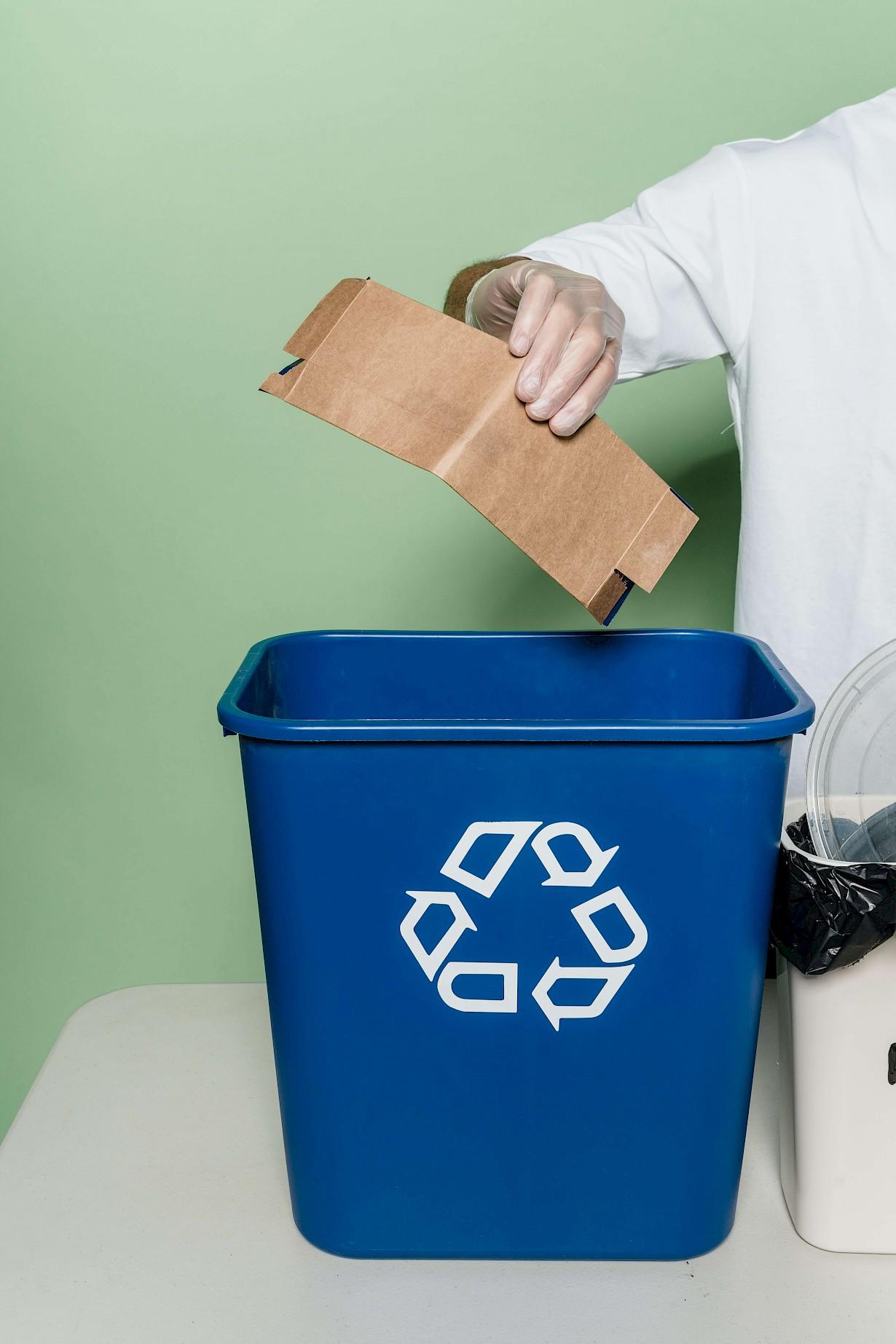 Richtig Müll trennen